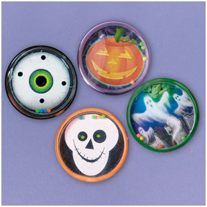 Halloween Ball Puzzle 12ct