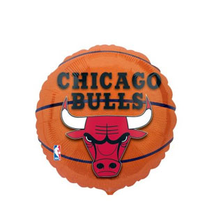 Chicago Bulls Balloons