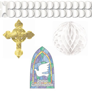 Confirmation Decorating Kit- 10pc