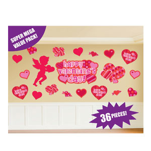 Valentine Cutout Value Pack
