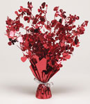 Cupids and Hearts Foil Spray Centerpiece