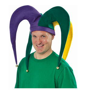 Giant Jester Hat
