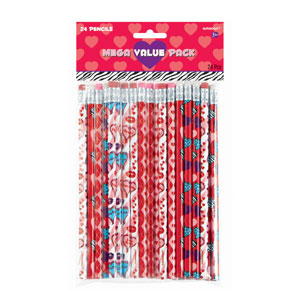 Valentine's Day Trendy Pencils