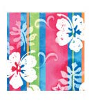 Bahama Beverage Napkins- 16ct