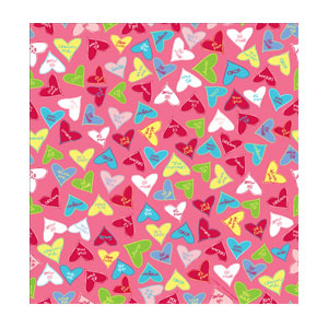 Candy Crush Plastic Tablecover