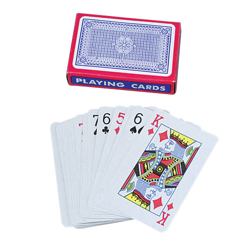 Economy Playing Cards