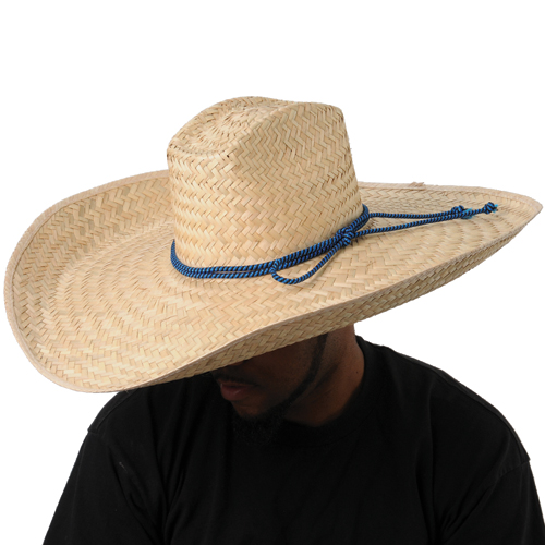 Wide Brim Cowboy Hat