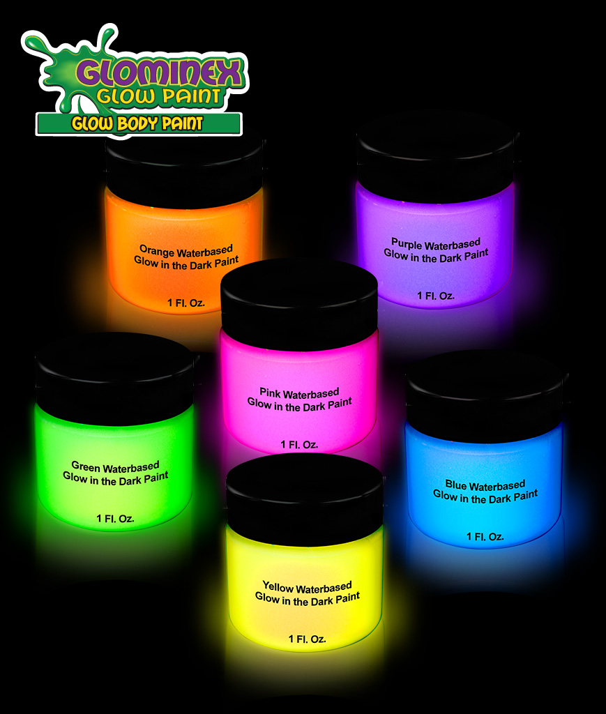 Amazing Glow In The Dark Spray Paint Ideas Part - 14: Cool Glow