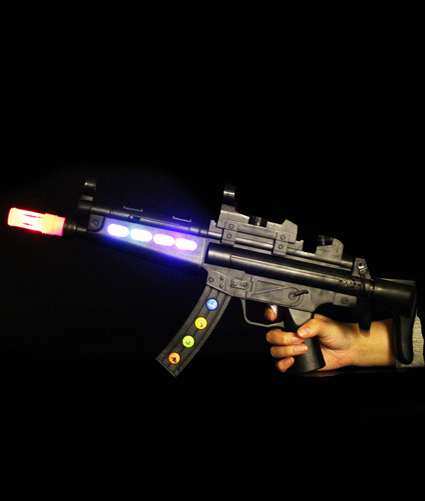 LED 20 Inch Machine Blaster
