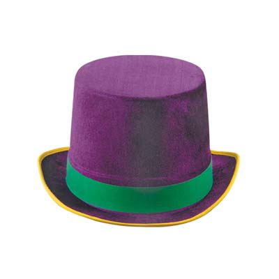Vel-Felt Top Hat