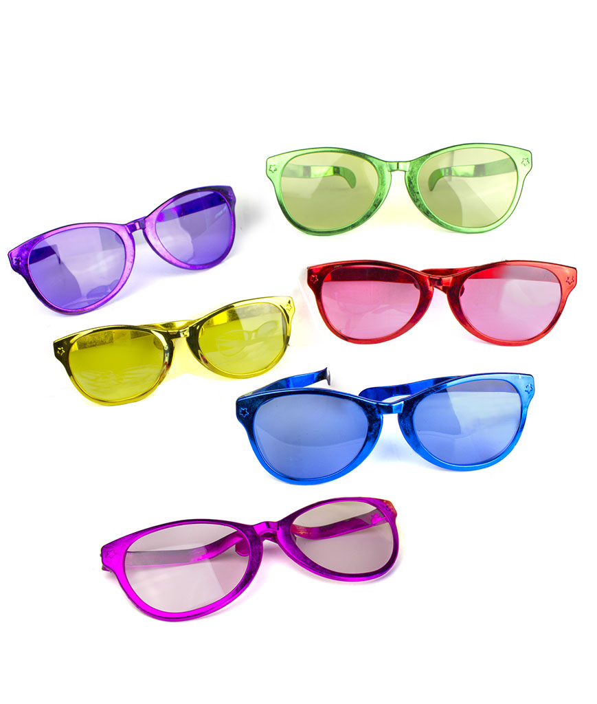 Jumbo Shades - Assorted 12ct