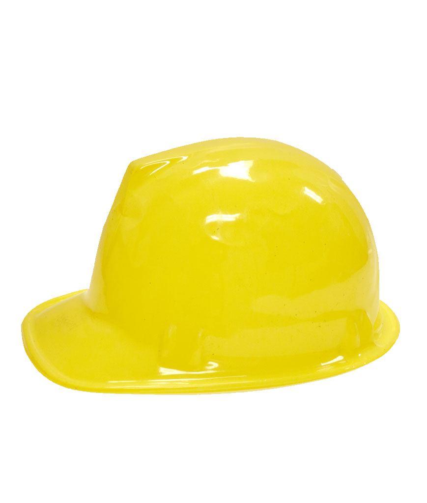 Fun Central AT827 Construction Hats - 12ct