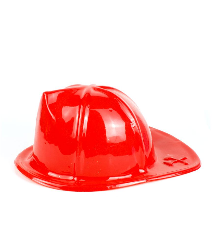 Fun Central AT828 Firefighter Hats - 12ct