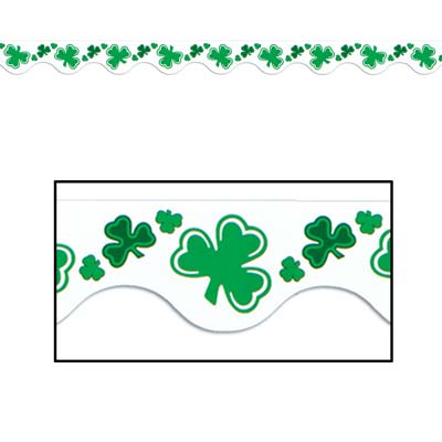 St Patrick Border Trim 37 Total