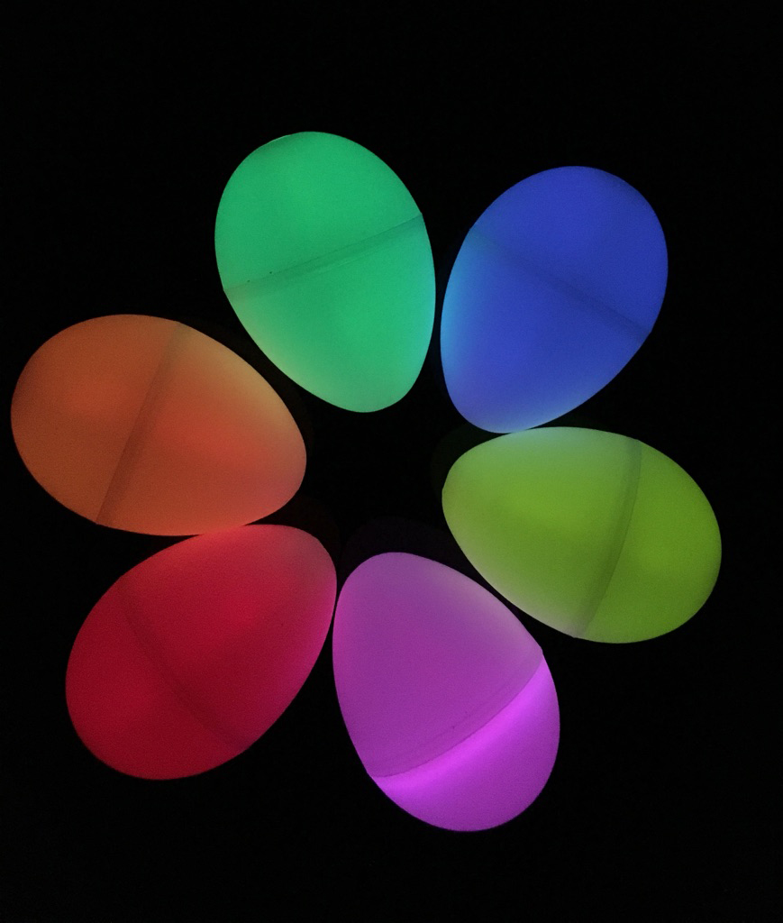 Glow Eggs - Assorted