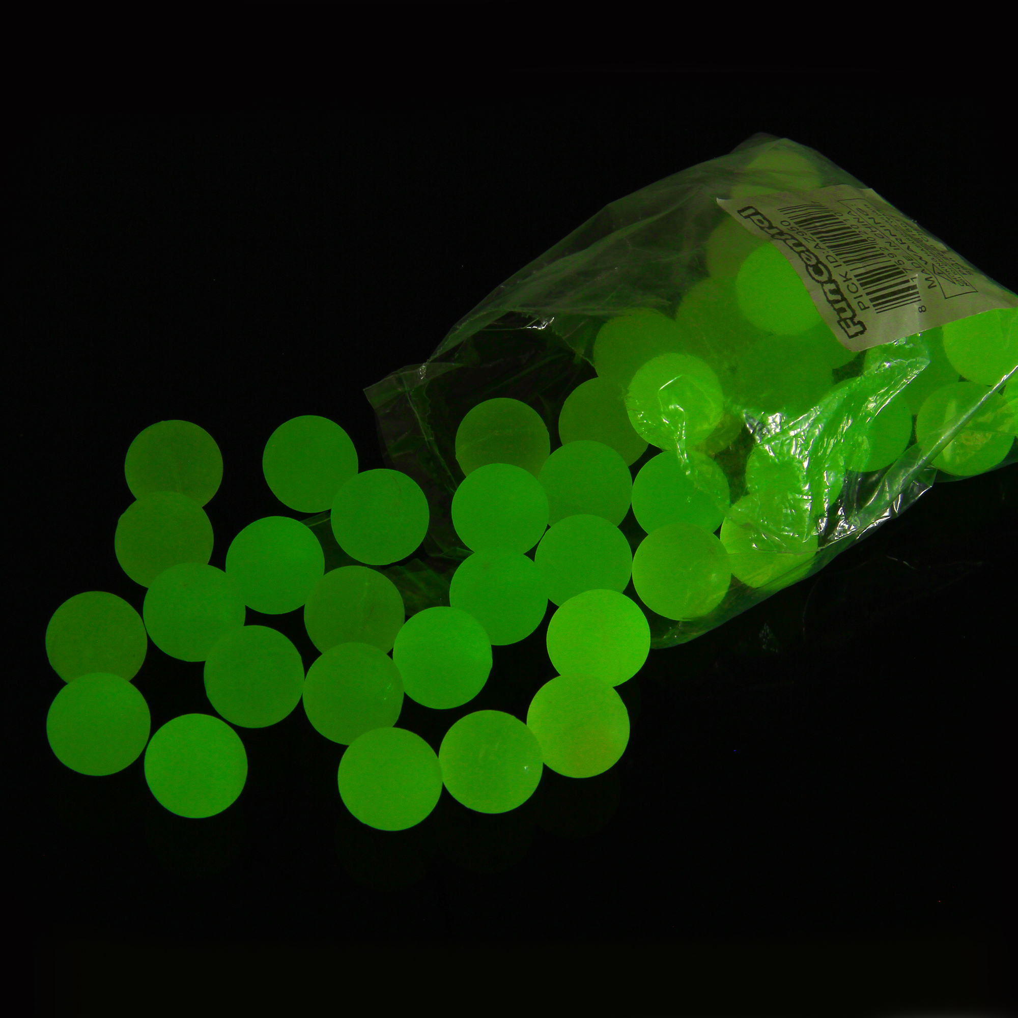Glow In The Dark Bouncing Balls 4 dozen