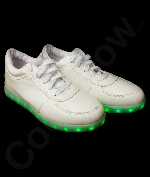 LED White Shoes - M8W10