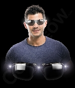 LED Flip Up Shades