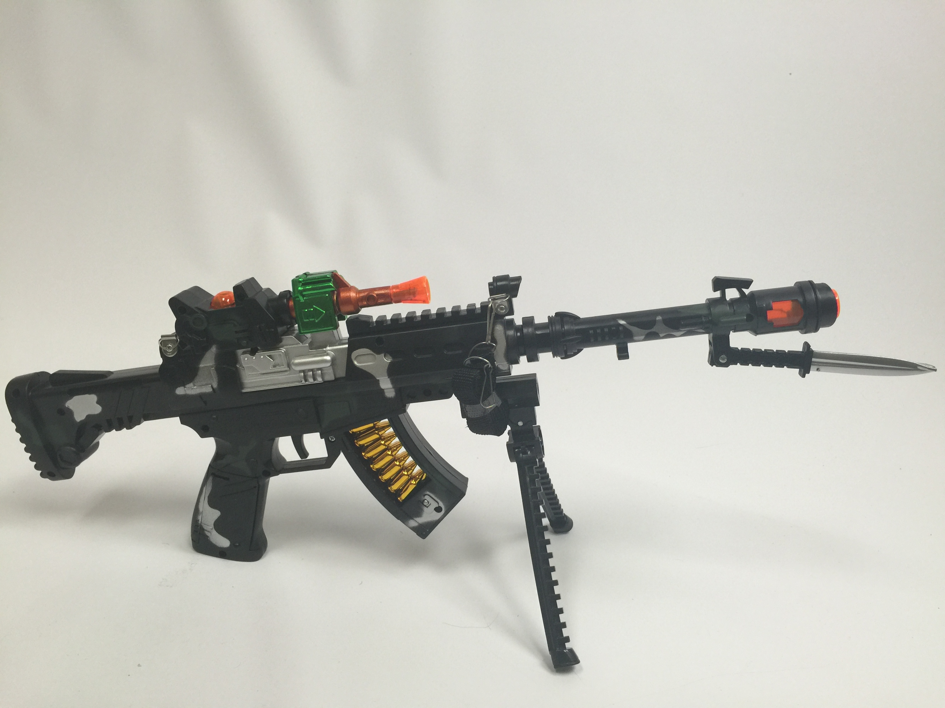 LED 21 Inch Sniper Rifle