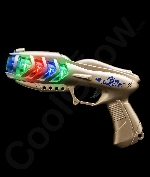 Fun Central AT926 LED Light Up Spinning Orb Gun