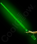 LED Light Super Saber 28 Inch - Green