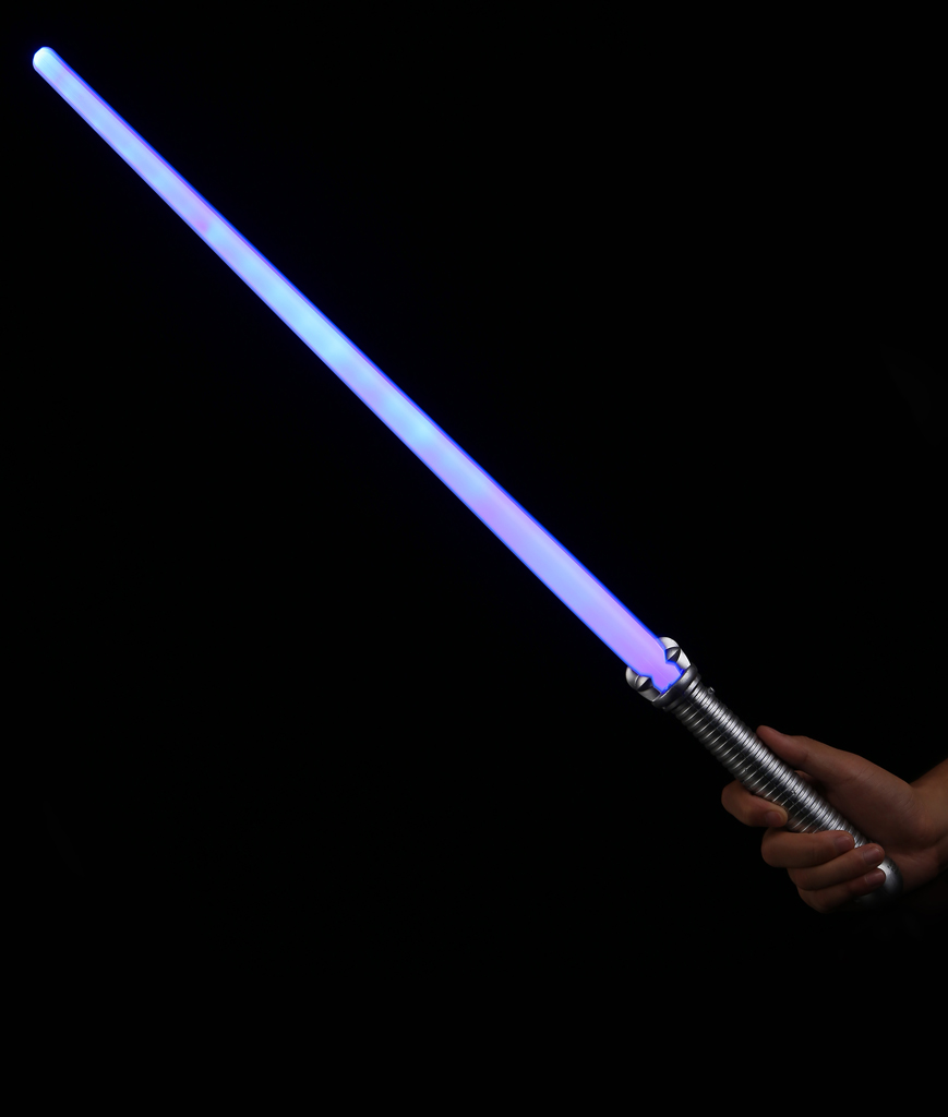 Fun Central I517 LED Light Up Light Saber - Blue