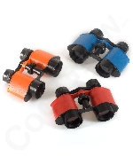 Plastic Kids Binoculars Assorted - 12ct