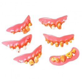 Rotten Hillbilly Teeth Costume Accessory
