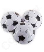 Inflatable Soccer Ball Beach Balls 1 Dozen