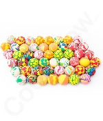 35 mm HiBounce Balls - Assorted 50ct
