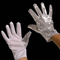 SEQUIN GLOVE - RIGHT HAND
