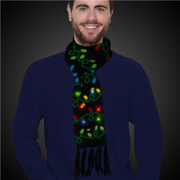 LIGHT BULB - LED SCARF