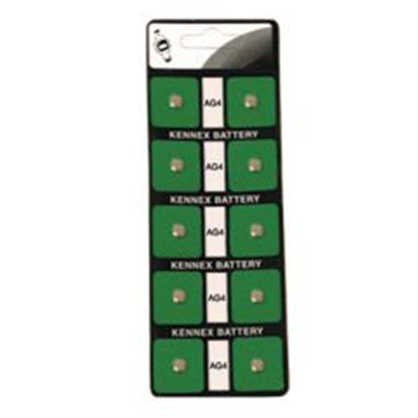AG4 Battery