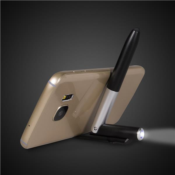 BLACKSILVR LED PEN-PHONE HLDR