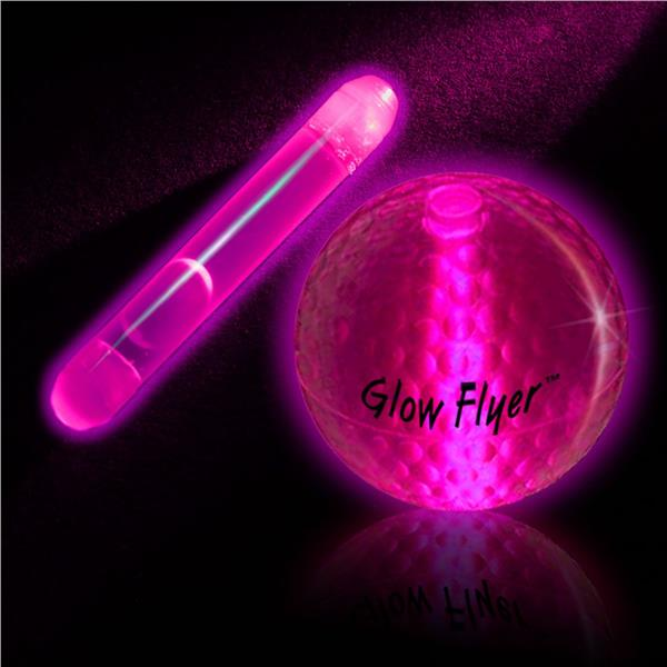 PINK STICK FOR GLOW GOLF BALL