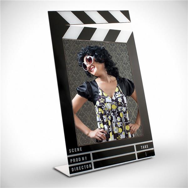CLAPBOARD PHOTO FRAME 5 INCH X 7 INCH