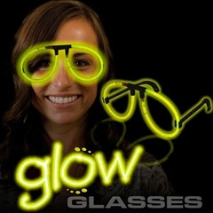 GLOW EYEGLASSES YELLOW