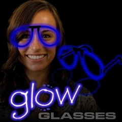 GLOW EYEGLASSES BLUE
