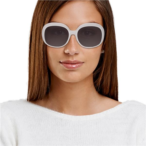 WOMEN'S WHITE SUNGLASS