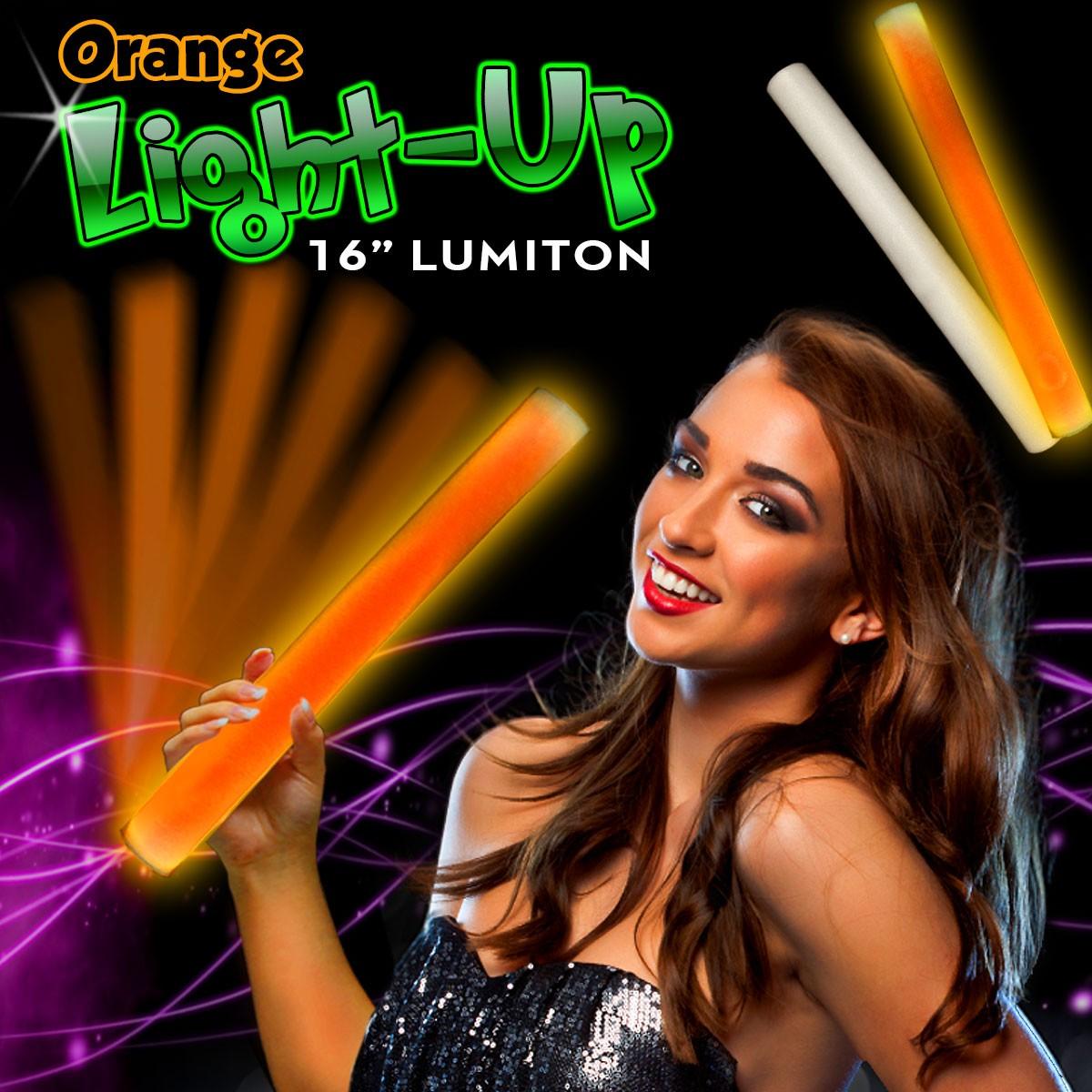 LUMI-TON WORANGE LEDS-3 FUNC