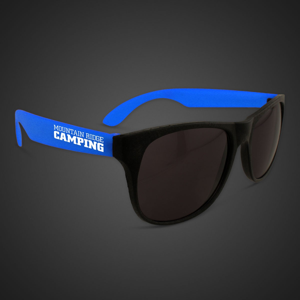 NEON SUNGLASSES WBLUE ARMS