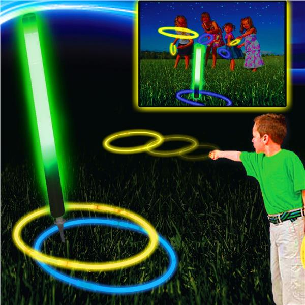 GLOW - RING TOSS