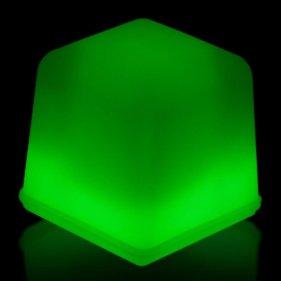 GLOW ICE CUBE - GREEN