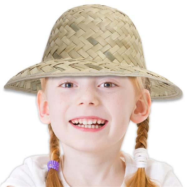 CHILD PITH HELMET