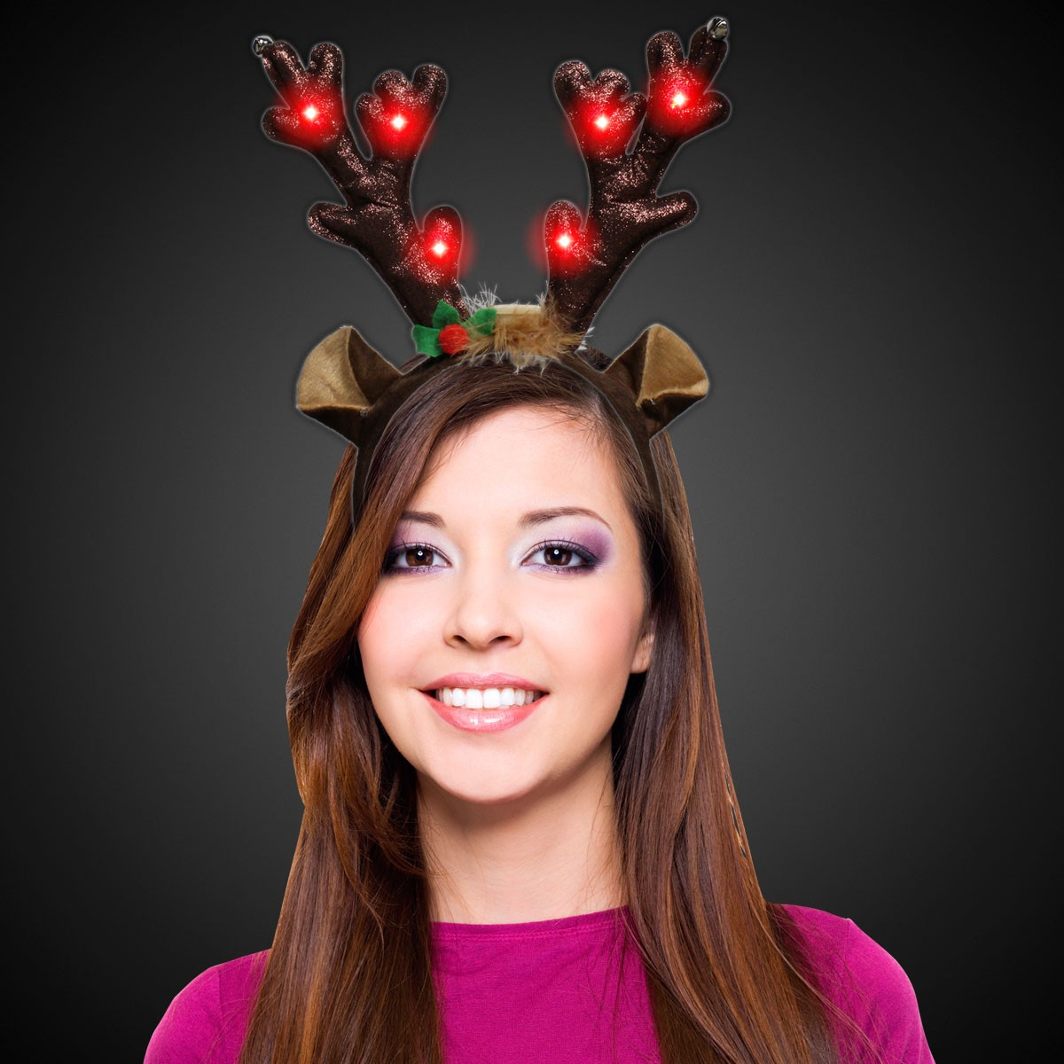 LED ANTLER HEADBAND