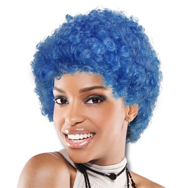 TEAM SPIRIT WIG  BLUE