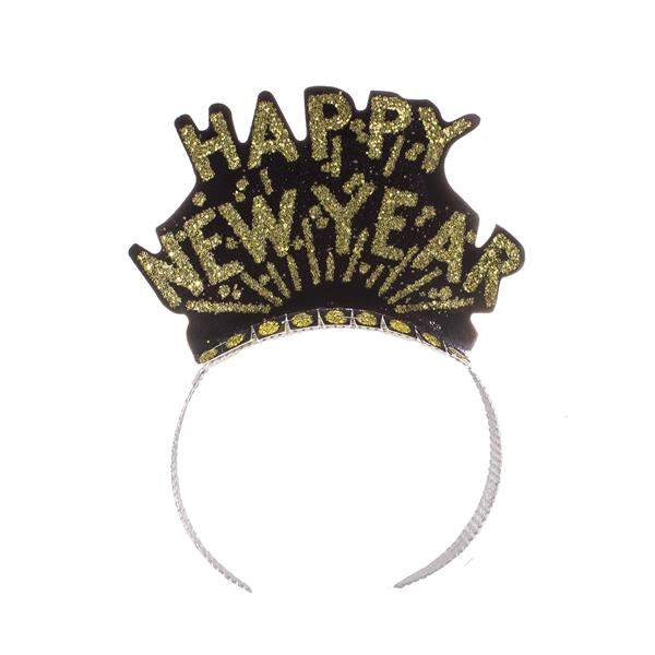 BLACK GOLD HNY TIARA