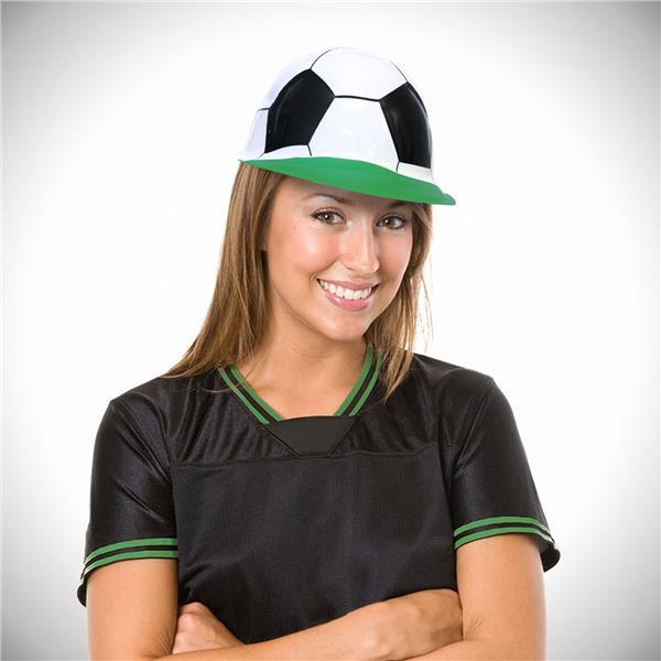 SOCCER BALL CAP - PLASTIC