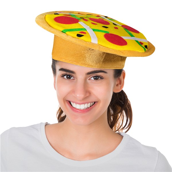 PIZZA HAT - ADULT SIZE