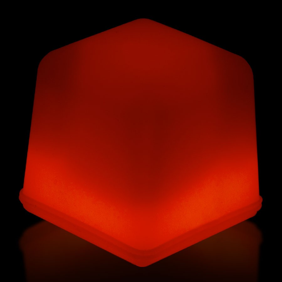 GLOW ICE CUBE - RED